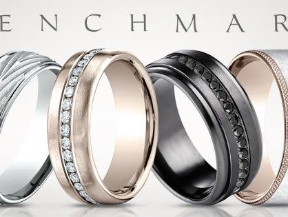 Find Genuine Benchmark Jewelry at Bova Diamonds