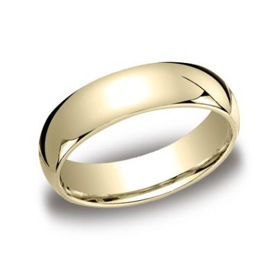 LCF160YG P1 400x400 - CLASSIC YELLOW GOLD 6MM BAND 160Y
