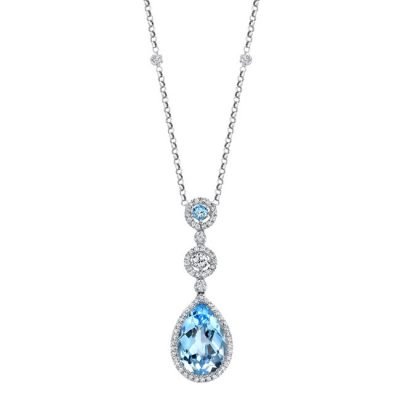 nk14977btpz 3 1 400x400 - 18K WHITE GOLD PAVE BLUE TOPAZ DIAMOND NECKLACE NK19983BTPZ-W