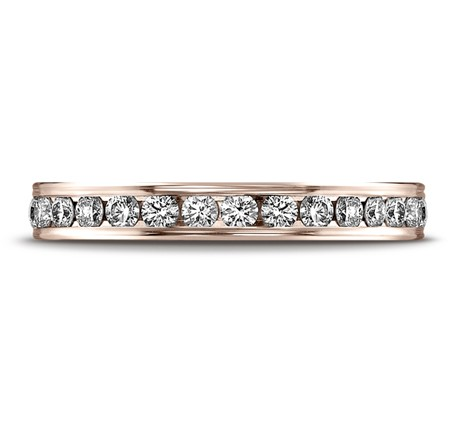 513550RG P3 - DIAMONDS ROSE GOLD 3MM DIAMOND BAND 513550RG