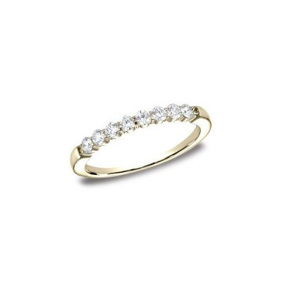 5525721YG P1 400x400 - DIAMONDS YELLOW GOLD 2.5MM DIAMOND BAND 5525721YG