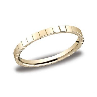 62901YG P1 400x400 - DESIGNS YELLOW GOLD 2MM BAND