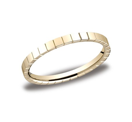 62901YG P1 - DESIGNS YELLOW GOLD 2MM BAND