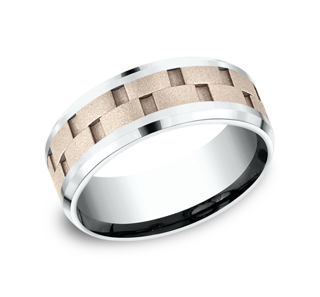 CF228493 P1 - 8MM MULTI GOLD BAND CF228493