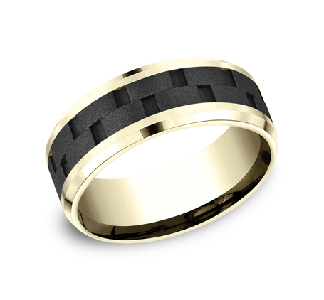 CF448493BKTY P1 - 8MM MULTI MATERIAL BAND CF448493BKTY