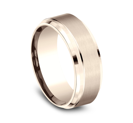 CF68486R P2 - 9MM  ROSE GOLD BAND CF68486R