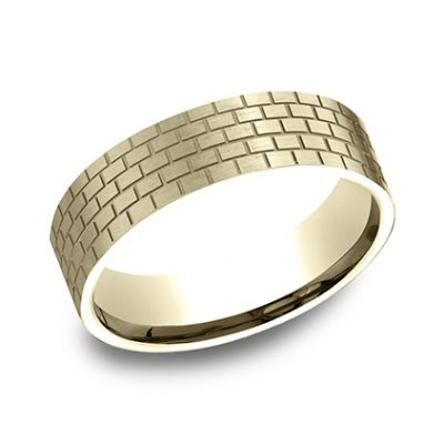 CF846331Y P1 400x400 - YELLOW GOLD DESIGN BAND CF846331Y
