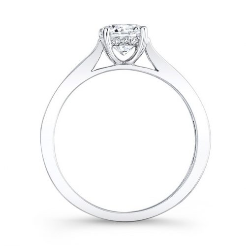 18K WHITE GOLD CHANNEL SET DIAMOND BAND ENGAGEMENT RING FM26928 18W 1 500x499 - 18K WHITE GOLD CHANNEL SET DIAMOND BAND ENGAGEMENT RING FM26928-18W