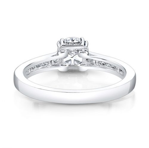 18K WHITE GOLD CHANNEL SET DIAMOND SHANK ENGAGEMENT RING FM27619 18W 2 500x499 - 18K WHITE GOLD CHANNEL SET DIAMOND SHANK ENGAGEMENT RING FM27619-18W