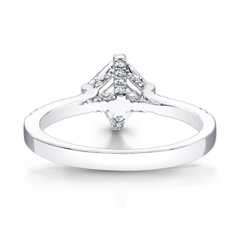 18K WHITE GOLD DIAGONAL DIAMOND PRONG SETTING ENGAGEMENT RING FM26981 18W 2 500x499 - 18K WHITE GOLD DIAGONAL DIAMOND PRONG SETTING ENGAGEMENT RING FM26981-18W