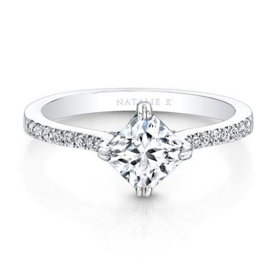 18K WHITE GOLD DIAGONAL DIAMOND PRONG SETTING ENGAGEMENT RING FM26981 18W 400x400 - 18K WHITE GOLD DIAGONAL DIAMOND PRONG SETTING ENGAGEMENT RING FM26981-18W
