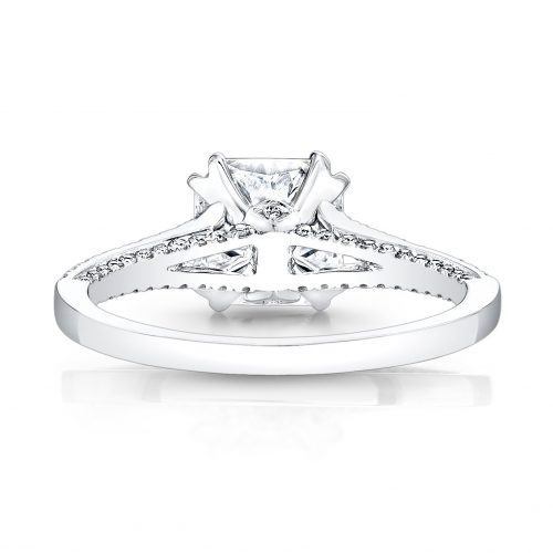 18K WHITE GOLD DIAMOND LINED SPLIT SHANK SPLIT PRONG ENGAGEMENT RING FM26937 18W 2 1 500x500 - 18K WHITE GOLD DIAMOND LINED SPLIT SHANK SPLIT PRONG ENGAGEMENT RING FM26937-18W