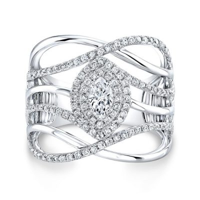 18K WHITE GOLD FOREVERMARK® DIAMOND BAND FM33255 18W 400x400 - 18K WHITE GOLD FOREVERMARK® DIAMOND BAND FM33255-18W