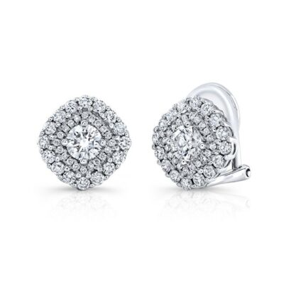 18K WHITE GOLD FOREVERMARK® DIAMOND EARRINGS FM31775 18W 400x400 - 18K WHITE GOLD FOREVERMARK® DIAMOND EARRINGS FM31775-18W