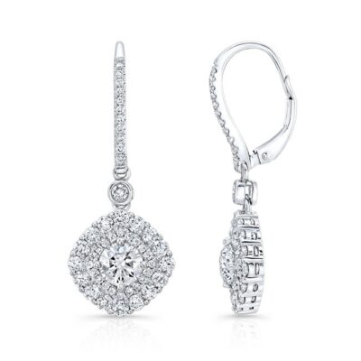 18K WHITE GOLD FOREVERMARK® DIAMOND EARRINGS FM31777 18W 400x400 - 18K WHITE GOLD FOREVERMARK® DIAMOND EARRINGS FM31777-18W