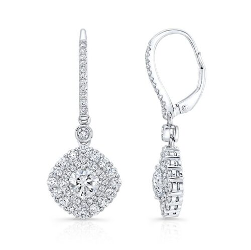 18K WHITE GOLD FOREVERMARK® DIAMOND EARRINGS FM31777 18W 500x499 - 18K WHITE GOLD FOREVERMARK® DIAMOND EARRINGS FM31777-18W
