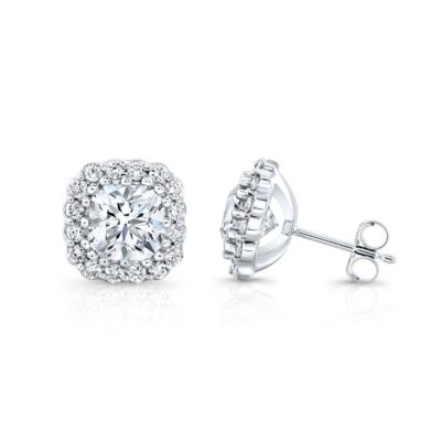 18K WHITE GOLD FOREVERMARK® DIAMOND EARRINGS FM32205 18W 400x400 - 18K WHITE GOLD FOREVERMARK® DIAMOND EARRINGS FM32205-18W