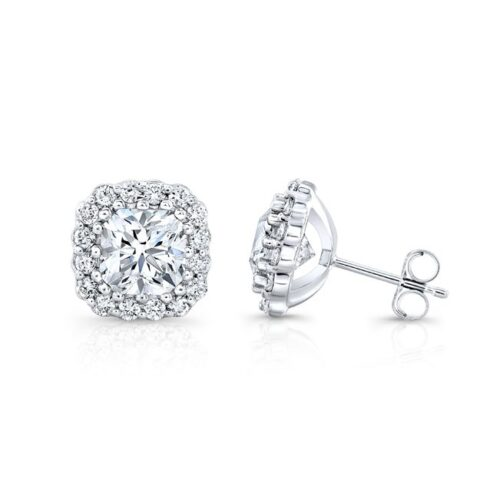 18K WHITE GOLD FOREVERMARK® DIAMOND EARRINGS FM32205 18W 500x499 - 18K WHITE GOLD FOREVERMARK® DIAMOND EARRINGS FM32205-18W