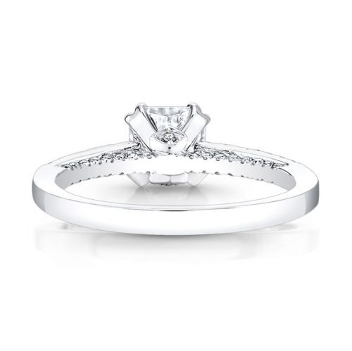 18K WHITE GOLD SPLIT PRONG DIAMOND BAND AND GALLERY ENGAGEMENT RING FM26917 18W 2 500x499 - 18K WHITE GOLD SPLIT PRONG DIAMOND BAND AND GALLERY ENGAGEMENT RING FM26917-18W