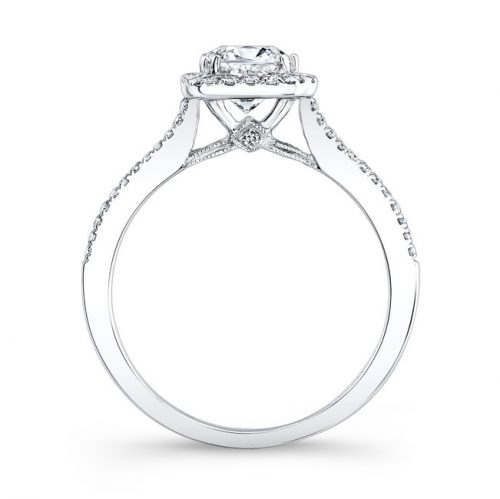 18K WHITE GOLD SPLIT PRONG SQUARE HALO DIAMOND ENGAGEMENT RING FM27001 18W 1 500x499 - 18K WHITE GOLD SPLIT PRONG SQUARE HALO DIAMOND ENGAGEMENT RING FM27001-18W