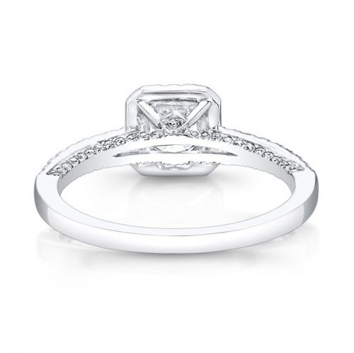 18K WHITE GOLD SQUARE HALO ENGAGEMENT RING FM27547 18W 2 500x499 - 18K WHITE GOLD SQUARE HALO ENGAGEMENT RING FM27547-18W