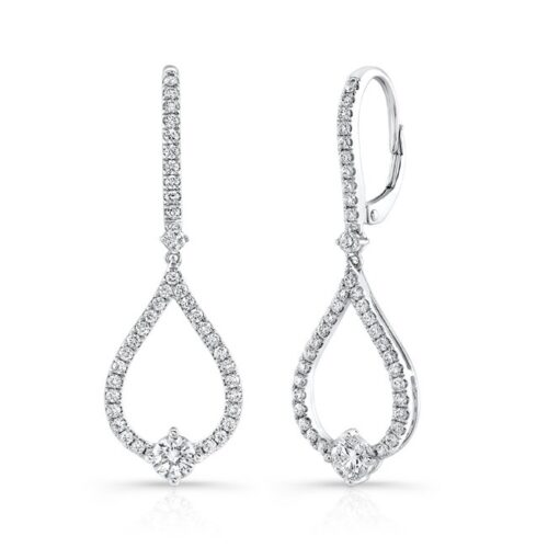 18K WHITE GOLD TEAR DROP DIAMOND DROP EARRINGS FM29015 18W 500x499 - 18K WHITE GOLD TEAR DROP DIAMOND DROP EARRINGS FM29015-18W