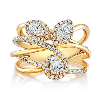 18K YELLOW GOLD FOREVERMARK® DIAMOND BAND FM32919 18Y 400x400 - 18K YELLOW GOLD FOREVERMARK® DIAMOND BAND FM32919-18Y