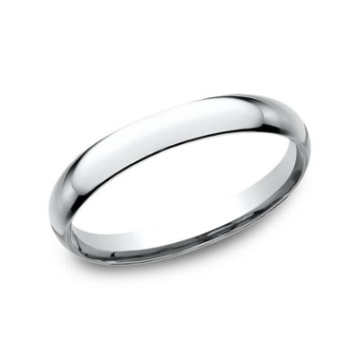 2.5MM BEAUTIFUL WHITE GOLD BAND LCF125W 400x400 - 2.5MM BEAUTIFUL WHITE GOLD BAND LCF125W