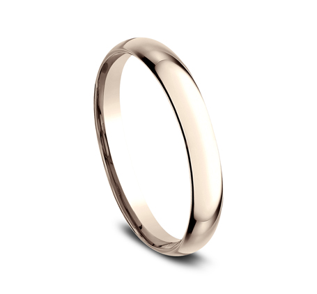 2.5MM ROSE GOLD BAND LCF125R 2 - 2.5MM ROSE GOLD BAND LCF125R