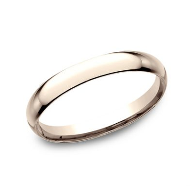 2.5MM ROSE GOLD BAND LCF125R 400x400 - 2.5MM ROSE GOLD BAND LCF125R