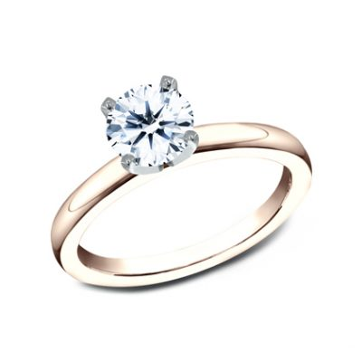 2.5MM ROSE GOLD SOLITAIREL ENGAGEMENT RING LCBSA LHRD100 R 400x400 - 2.5MM ROSE GOLD SOLITAIREL ENGAGEMENT RING LCBSA-LHRD100-R