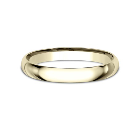 2.5MM YELLOW GOLD BEAUTIFUL BAND LCF125Y 2 - 2.5MM YELLOW GOLD BEAUTIFUL BAND LCF125Y