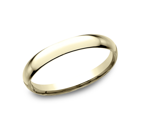 2.5MM YELLOW GOLD BEAUTIFUL BAND LCF125Y - 2.5MM YELLOW GOLD BEAUTIFUL BAND LCF125Y