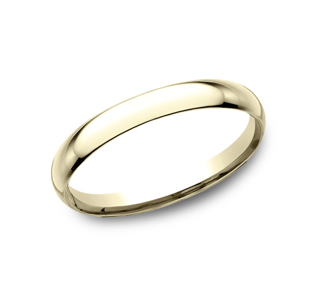 2MM YELLOW GOLD BAND LCF120Y - 2MM YELLOW GOLD BAND LCF120Y