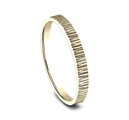 2MM YELLOW GOLD STACKABLE BAND 492772Y 1 - 2MM YELLOW GOLD STACKABLE BAND 492772Y