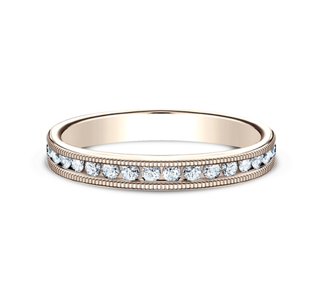 3MM CHANNEL SET ETERNITY BAND 533550R 2 - 3MM CHANNEL SET ETERNITY BAND 533550R