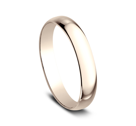 3MM ROSE GOLD BAND 130R 1 - 3MM ROSE GOLD BAND 130R