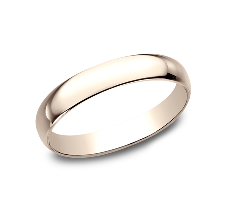 3MM ROSE GOLD BAND 130R - 3MM ROSE GOLD BAND 130R