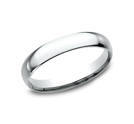 3MM WHITE GOLD BAND LCF130W - 3MM WHITE GOLD BAND LCF130W