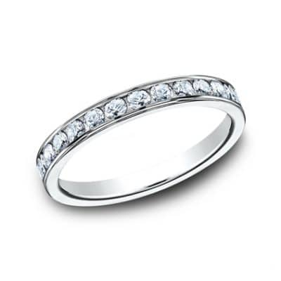 3MM WHITE GOLD CHANNEL SET DIAMOND BAND 513525W 400x400 - 3MM WHITE GOLD CHANNEL SET DIAMOND BAND 513525W