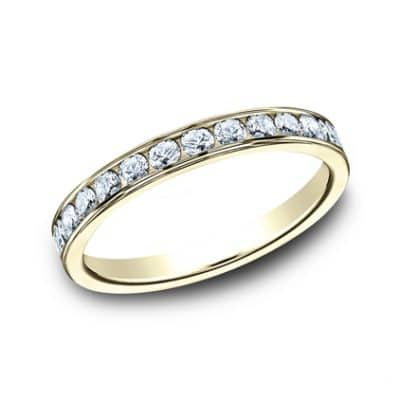 3MM YELLOW GOLD CHANNEL SET DIAMOND BAND 513525Y 3 400x400 - 3MM YELLOW GOLD CHANNEL SET DIAMOND BAND 513525Y
