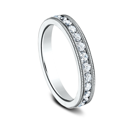 4MM CHANNEL SET ETERNITY BAND 534550W 1 - 4MM CHANNEL SET ETERNITY BAND 534550W