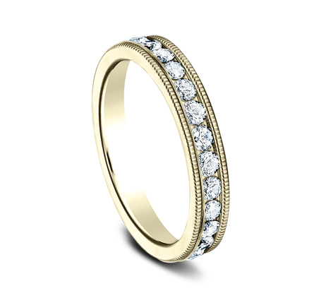 4MM CHANNEL SET ETERNITY BAND 534550Y 1 - 4MM CHANNEL SET ETERNITY BAND 534550Y