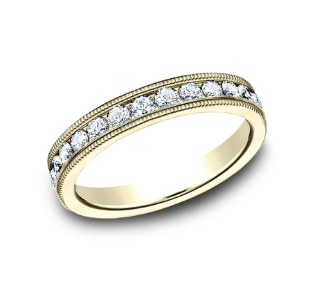 4MM CHANNEL SET ETERNITY BAND 534550Y - 4MM CHANNEL SET ETERNITY BAND 534550Y