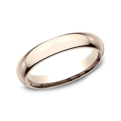 4MM ROSE GOLD BAND HDCF140R 400x400 - 4MM ROSE GOLD BAND HDCF140R