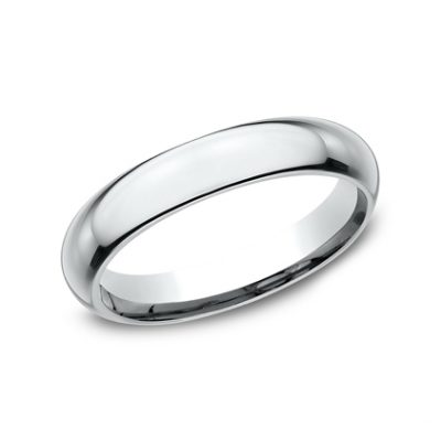4MM WHITE GOLD BAND HDCF140W 400x400 - 4MM WHITE GOLD BAND HDCF140W