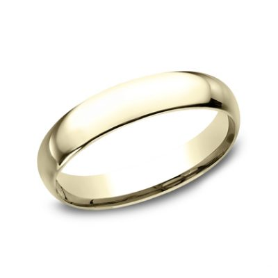 4MM YELLOW GOLD BAND LCF140Y 400x400 - 4MM YELLOW GOLD BAND LCF140Y