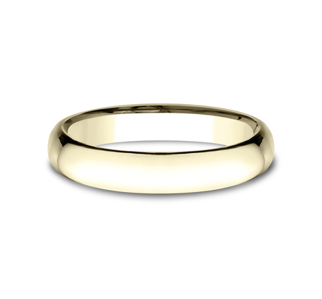 4MM YELLOW GOLD BAND SLCF140Y 2 - 4MM YELLOW GOLD BAND SLCF140Y