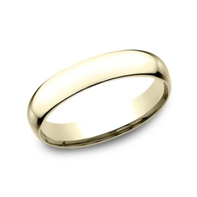 4MM YELLOW GOLD BAND SLCF140Y 400x400 - 4MM YELLOW GOLD BAND SLCF140Y
