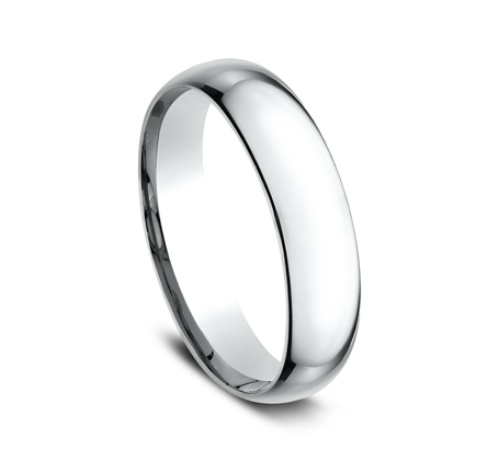 5MM WHITE GOLD BAND SLCF150W 1 - 5MM WHITE GOLD BAND SLCF150W